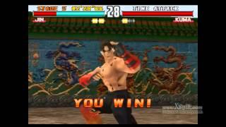 Tekken 3 Jin Kazama Time Attack thumbnail