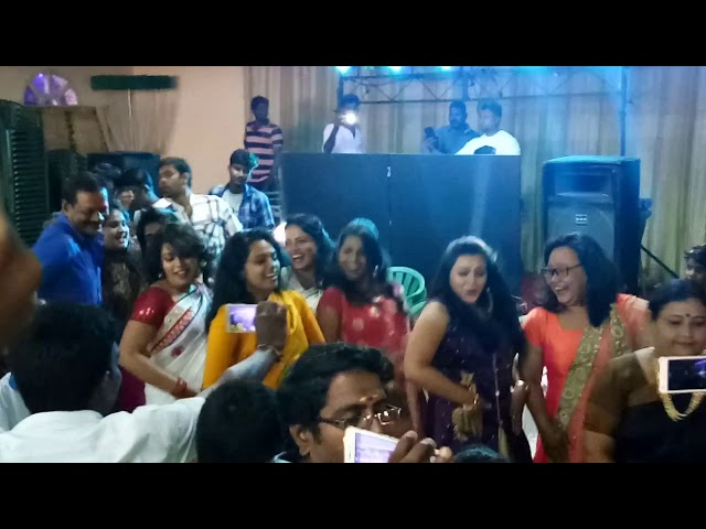 Vijay Vj and Siva Ranjani Marriage Dance Video