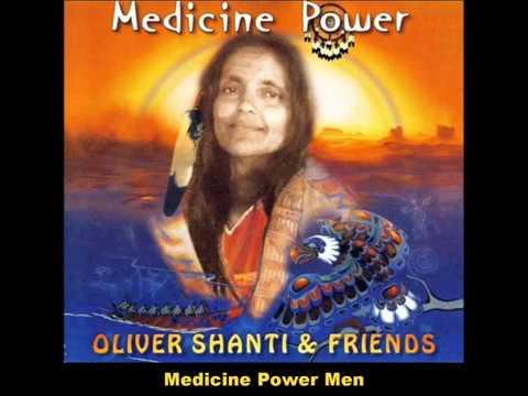 Oliver Shanti - Medicine Power FULL ALBUM