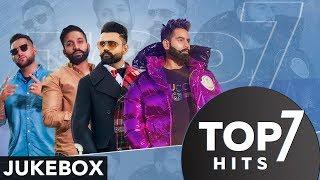 Top 7 Hits Jukebox Latest Punjabi Songs 2019 Speed Records