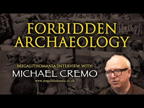Forbidden Archaeology - Michael Cremo Megalithomania  Interview