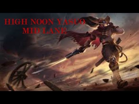 MID HIGH NOON YAUSO with live commentary
