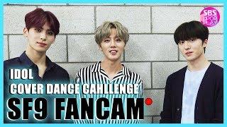 "[IDOL COVER DANCE CAHLLENGE] 아이돌 커버댄스 챌린지 ""SF9"" FANCAM/ EXO 'LOVE SHOT'"