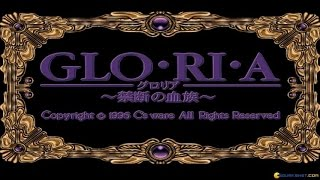 Gloria gameplay (PC Game, 1996) - edited version