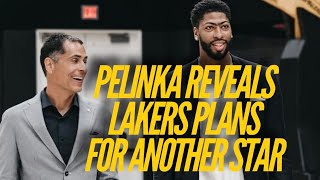 Rob Pelinka Reveals Lakers' Future Plans, Another Star Coming?