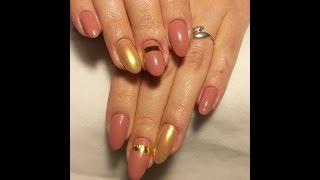 Покрытие гель-лаком ногтей  пошаговая инструкция