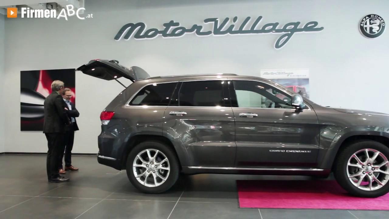 Jepp Fiat Chrysler Wien Motor Village Sch Nbrunn In