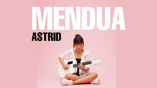 Download MENDUA ASTRID | TAMI AULIA COVER