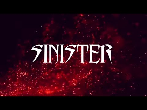 """APPICE """"Sinister"""" (Official Lyric Video)"""