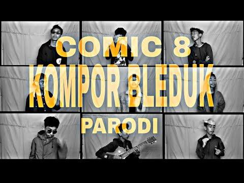 PARODI COMIC 8