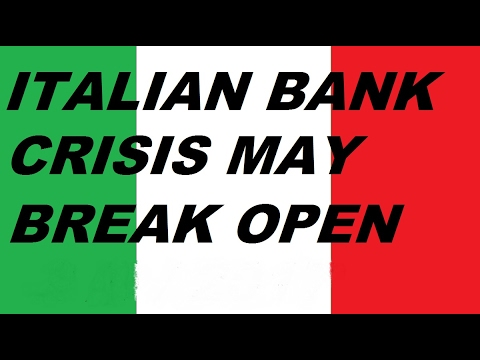 big trouble for italian banks