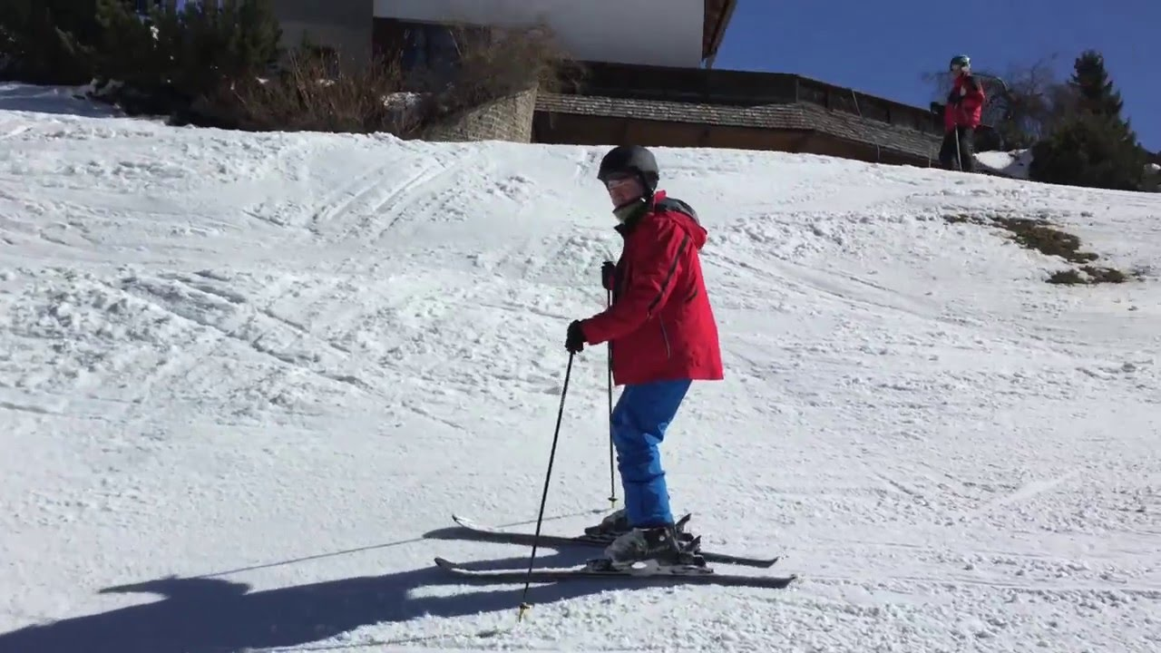 Irish media skiing in selva val gardena, italy, dolomites - crystal ski holidays