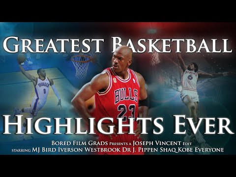 Greatest Basketball Highlights Ever