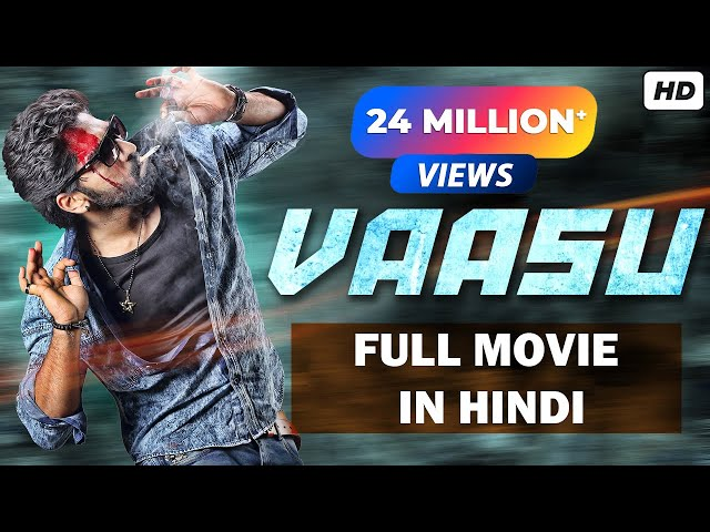 Vaasu Full Movie Dubbed In Hindi With English Subtitles| Action Movie