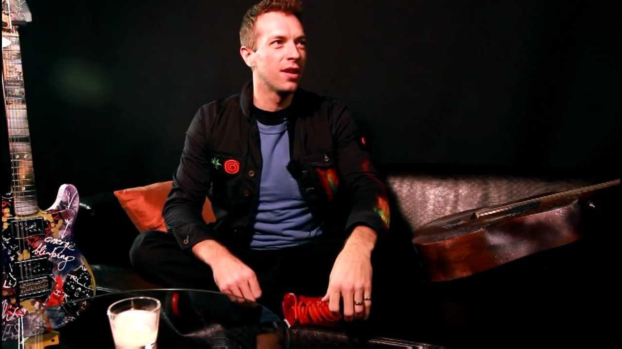 Témoignage Imagine - Chris Martin (Coldplay)