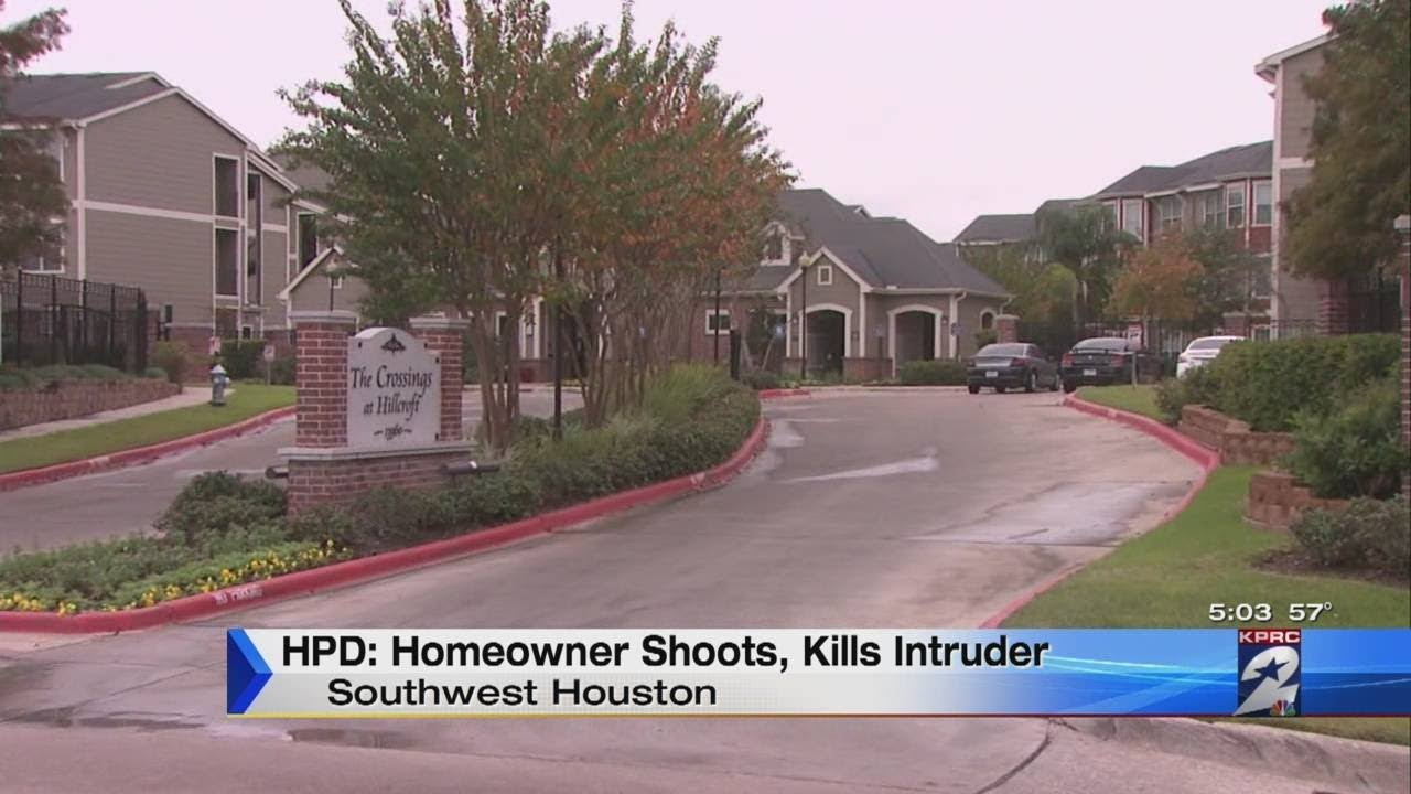 HPD: Homeowner fatally shoots person he allegedly caught ...