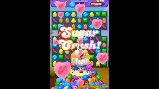 Candy Crush Friends Saga Level 218 (No boosters)