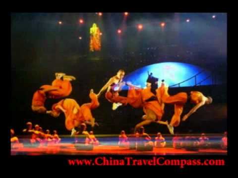 Red Theatre Beijing -The Legend of Kungfu