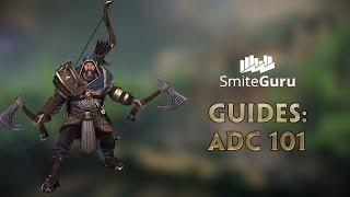 Smite Guides: ADC 101