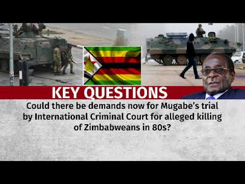 Africa Tonight: Can Mnangagwa  deliver on promises?
