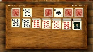 Hardwood Solitaire 2 (Windows game 1996)