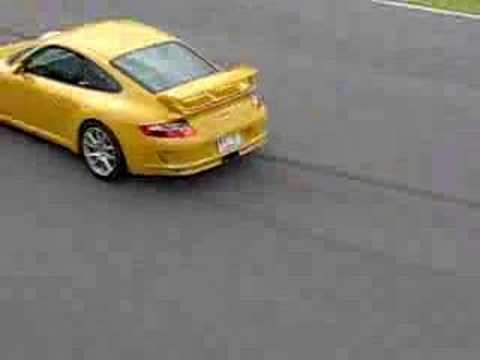 997 GT3 drifting at Motor Sports Land