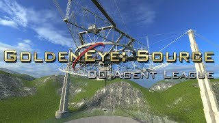 GoldenEye: Source (5.0) - Cradle - 00 Agent League Match #8