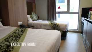 ... is ideally located in the city centre and situated about 450m away from clarke quay, a historical riverside which popu...