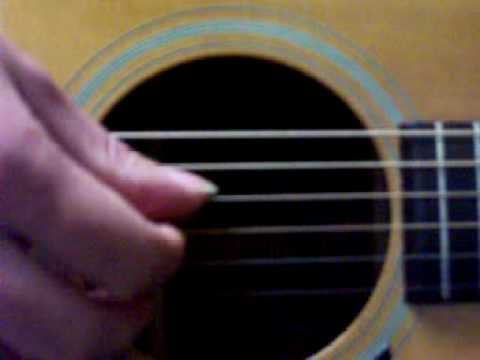 Fade to Black guitar lesson (verse) - YouTube