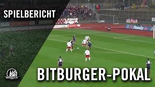 SC Fortuna Köln – FC Viktoria Köln (Halbfinale, Bitburger-Pokal 2015) – Spielbericht   RHEINKICK.TV
