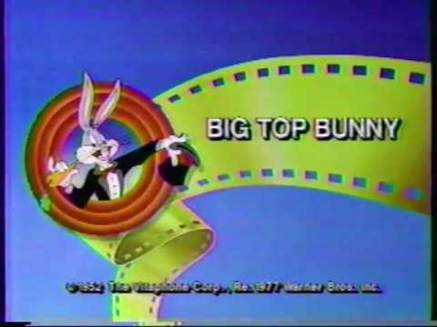 """""""The Bugs Bunny and Tweety Show"""" title cards collection #5"""