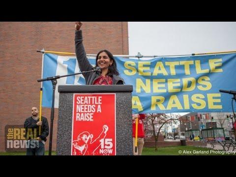Seattle Organizers Taking $15 Minimum Wage Battle to the Ballot