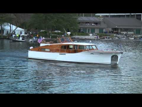 Classic Motor Yachts Opening Day 2012.mov