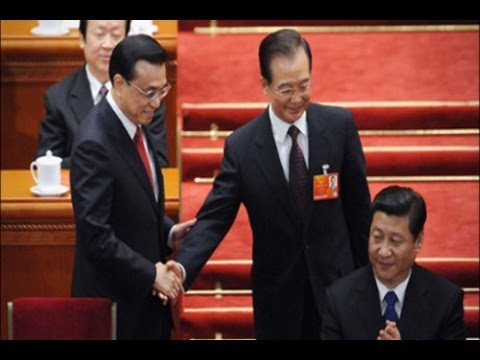 Premier Li Keqiang Inherits China's Shaky Economy