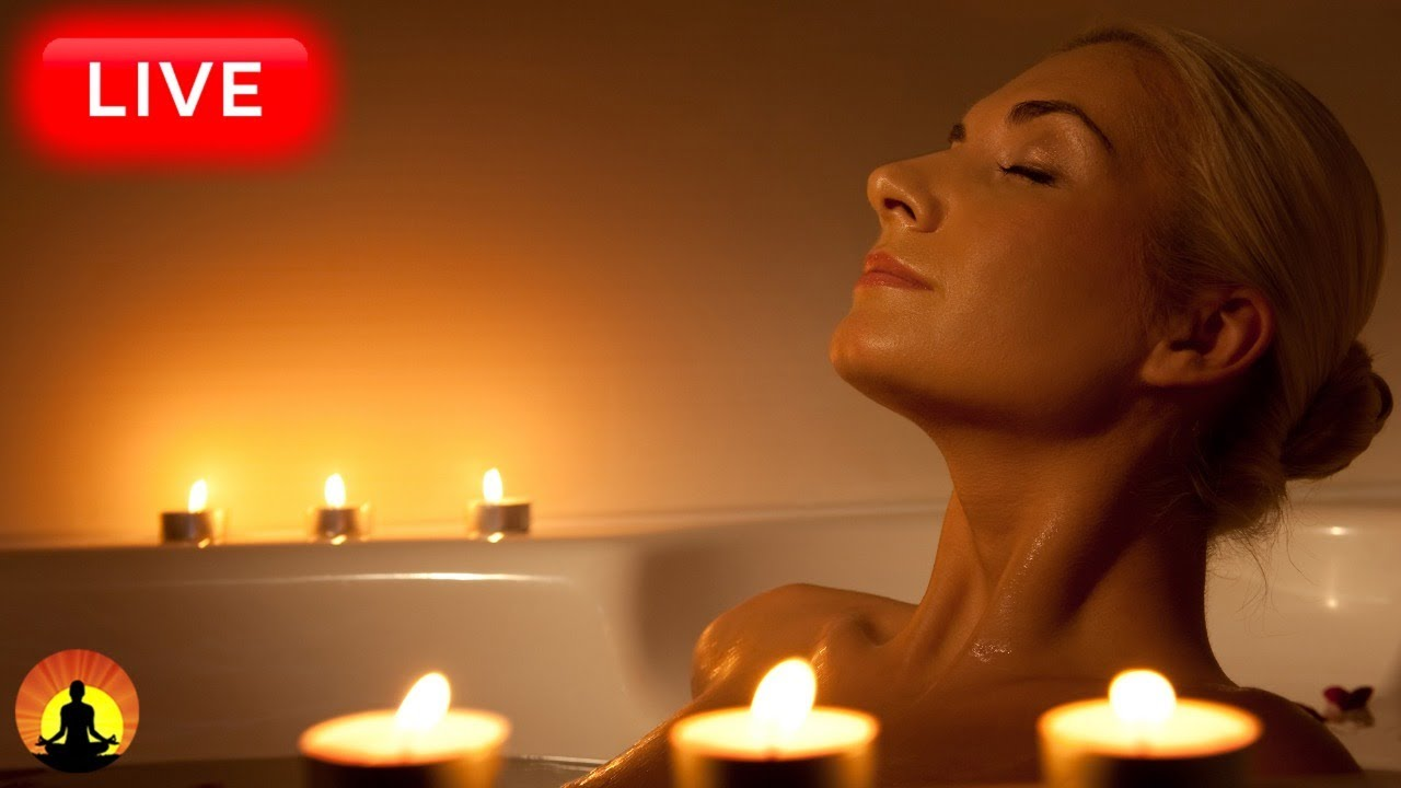 Download 🔴 Relaxing Spa Music 24/7, Meditation Music, Healing Music, Spa Music, Sleep, Stress Relief Music