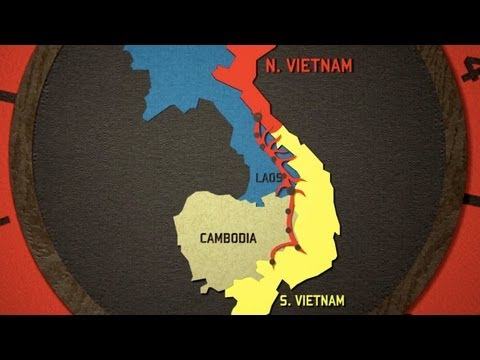 Video image: The infamous and ingenious Ho Chi Minh Trail - Cameron Paterson