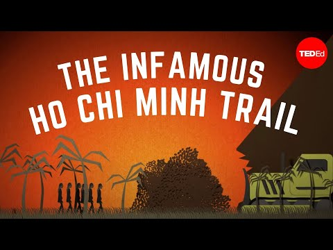 The infamous and ingenious Ho Chi Minh Trail - Cameron Pater