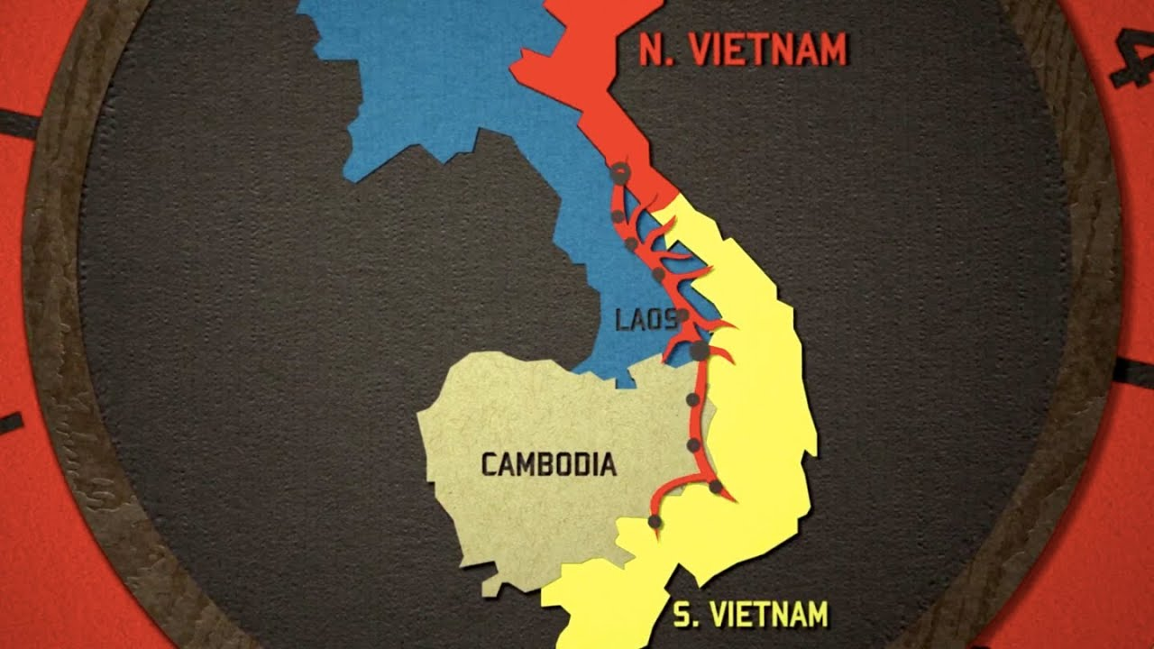 The infamous and ingenious Ho Chi Minh Trail - Cameron Paterson ...