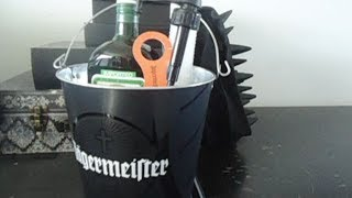 Jagermeister Bucket Gift Review!