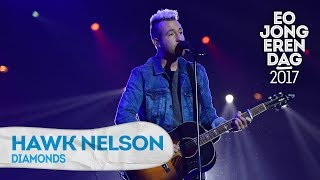 hawk nelson diamonds eojd 2017