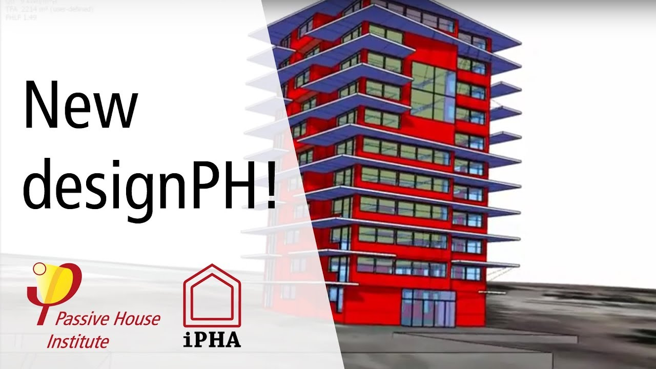 New designPH takes Passive House planning to a whole new level ...