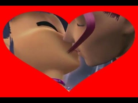 Winx Club Couples: All Love Scenes [SPECIAL FOR VALENTINE'S DAY]