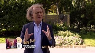 André Rieu about Adieu mein kleiner Gardeoffizier