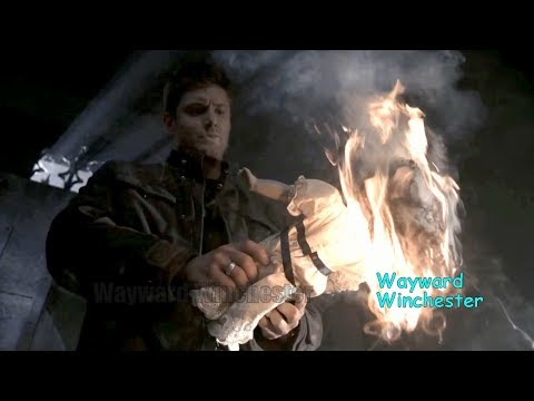 Jensen Ackles Almost Burned His Face In An Accident On Supernatural Set