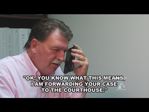 IRS Scammer Calls Tax Professional: Hear The Call