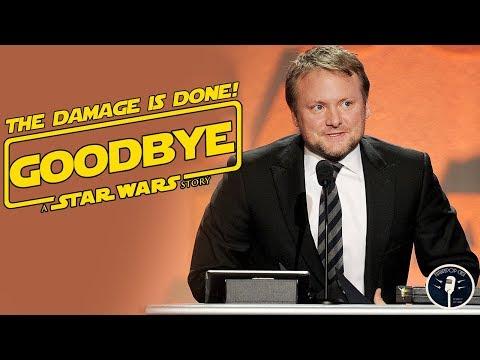 The Disney Star Wars Universe is Dead.