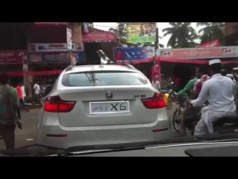 Lambo X6 Dc Modf Innova Tail 2 Tail City Ride Kerala Youtube