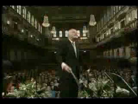 J. Strauss II Tritsch-Tratsch Polka Carlos Kleiber