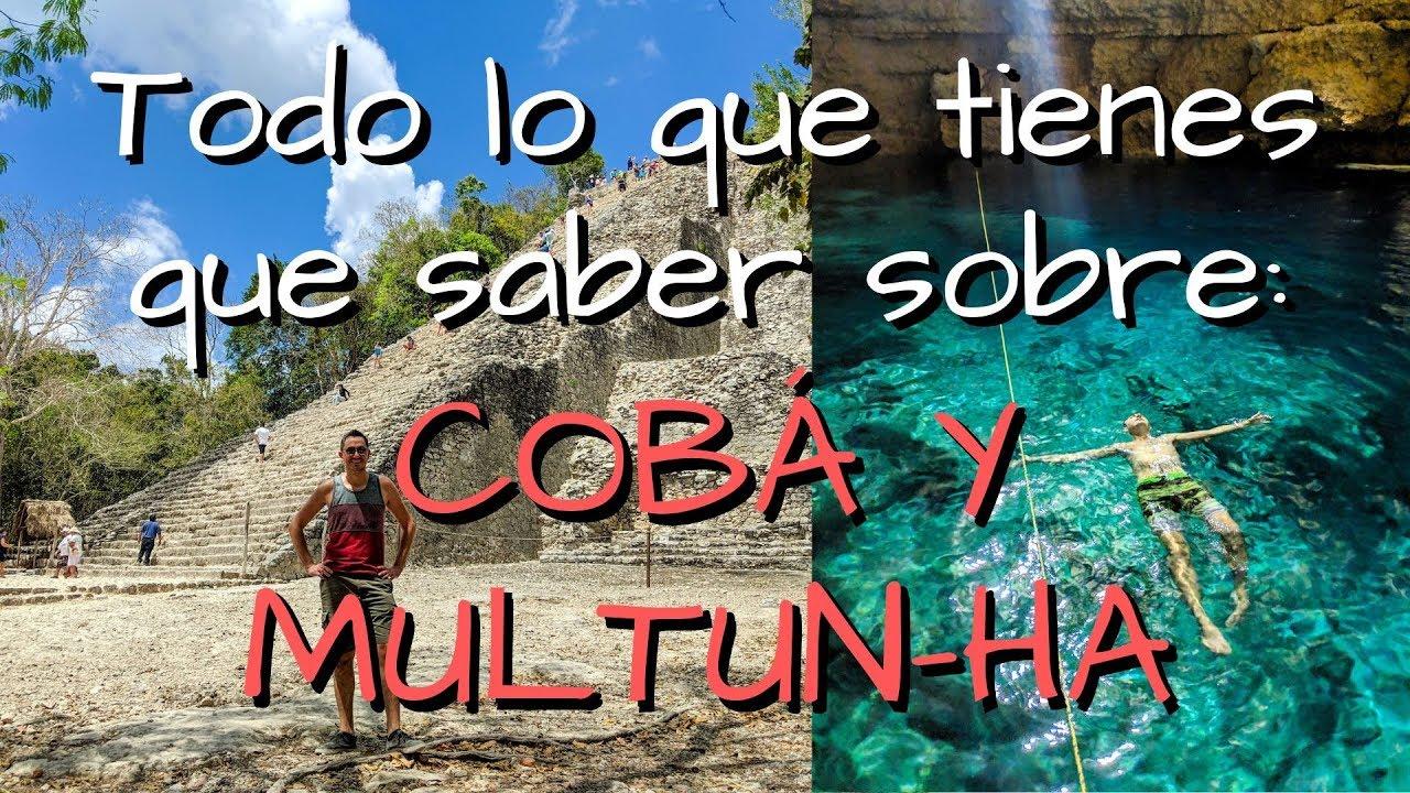 Download Cobá y Cenote Multun-Ha: Todo lo que necesitas saber!