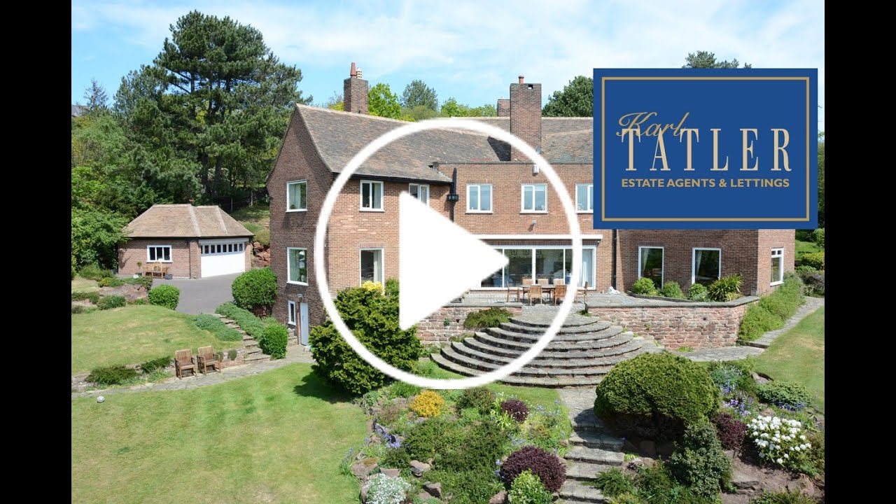 Karl Tatler West Kirby - 7 bedroom house for sale in Caldy - YouTube